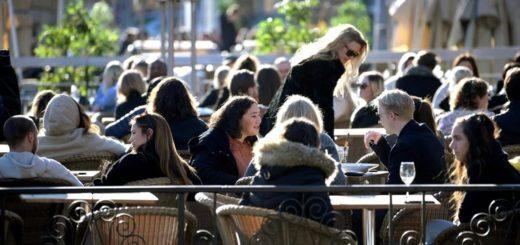 Suecia lucha contra el coronavirus de una forma distinta al resto del mundo