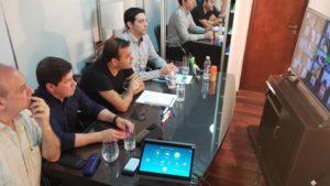 Coronavirus: 62 intendentes se reunieron con el Gobernador de Misiones de forma virtual