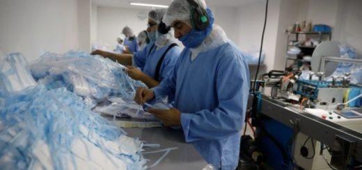 Coronavirus: Misiones producirá barbijos y elementos médicos que cumplan con las normas sanitarias para evitar infecciones