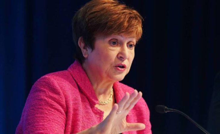 """La directora del FMI pidió un """"ambicioso plan de acción"""" al G20 para hacer frente al coronavirus"""