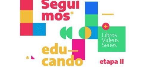 Lanzamiento de la nueva etapa de contenidos educativos en los medios públicos nacionales