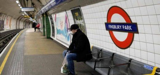 Coronavirus: Reino Unido registró 381 muertos en 24 horas