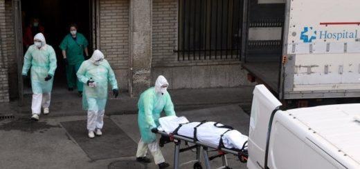 Coronavirus: 864 nuevas muertes en las últimas 24 horas en España