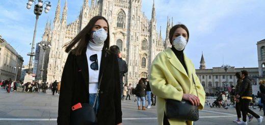 Coronavirus: Italia se encuentra en el puesto 2 de países con mayor cantidad de infectados
