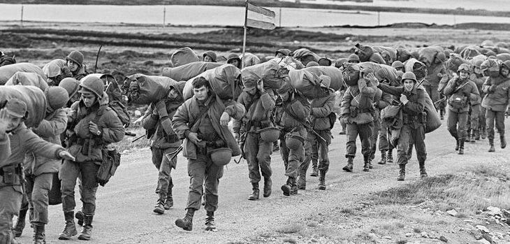 A 38 años de la guerra de Malvinas: por la cuarentena, habrá homenajes virtuales a los ex combatientes