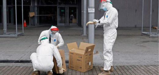 Coronavirus: España registró 950 muertos en un día y ya suma más de 10.000 víctimas fatales
