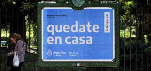 Coronavirus: se confirmaron 2845 casos y 52 muertes este viernes en Argentina