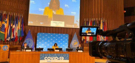 Coronavirus: para la Organización Panamericana de la Salud, el aislamiento social legal o voluntario debe extenderse hasta mayo