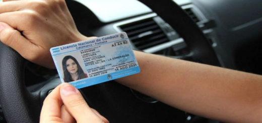 Coronavirus: recuerdan que por la cuarentena, prorrogarán los vencimientos de las licencias de conducir y las VTV en la Argentina