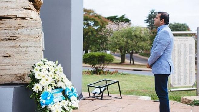 El Gobernador de Misiones presidió el acto vía streaming en conmemoración al día del Veterano y los Caídos en Malvinas