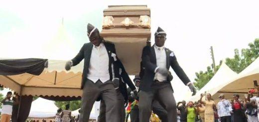 Redes sociales: conocé la historia detrás de los memes virales de los africanos que bailan con un ataúd