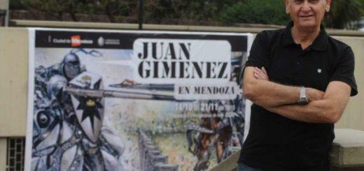 Coronavirus: reconocido dibujante Juan Giménez falleció en Mendoza víctima del covid-19