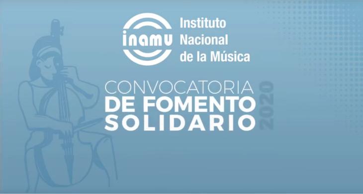 Coronavirus: el INAMU lanza línea de ayuda para músicos que no accedan al Ingreso Familiar de Emergencia