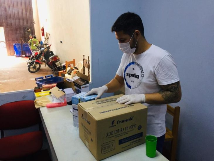 Entregarán módulos alimentarios a beneficiarios del programa «Hambre Cero»