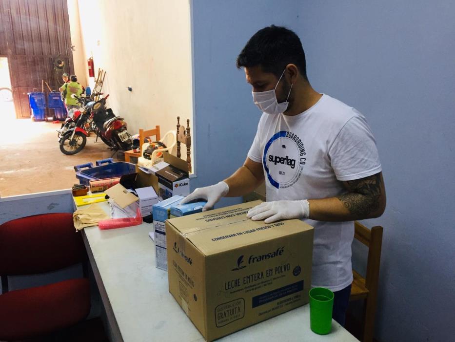 """Entregarán módulos alimentarios a beneficiarios del programa """"Hambre Cero"""""""