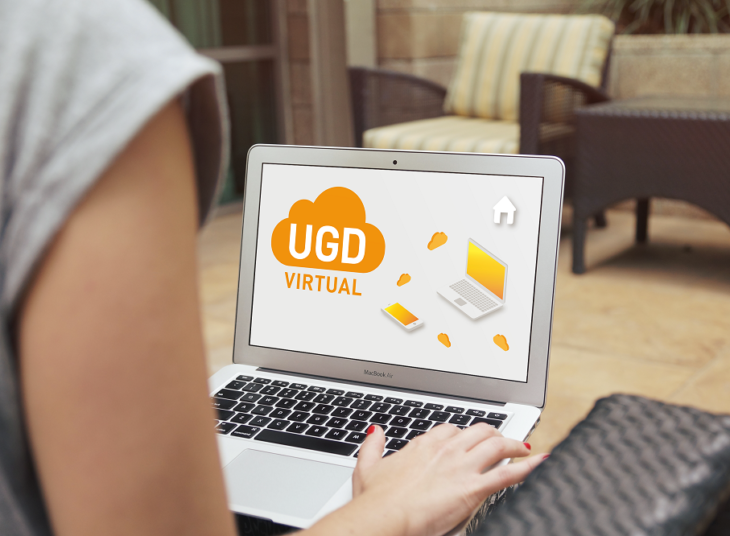 El campus virtual de la UGD tiene 5 mil visitas al día y continúa creciendo