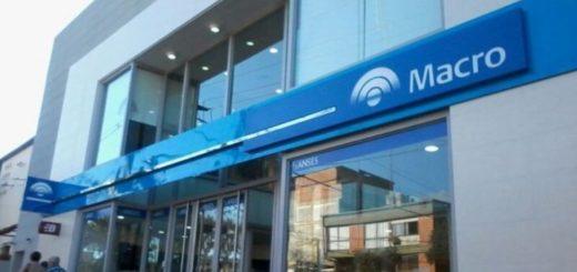 Banco Macro abre sus puertas sábado y domingo para el pago a jubilados y planes sociales