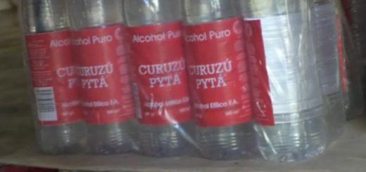 Coronavirus: ante escasez de alcohol, Bebidas Misioneras produjo 30 mil botellas para su comercialización