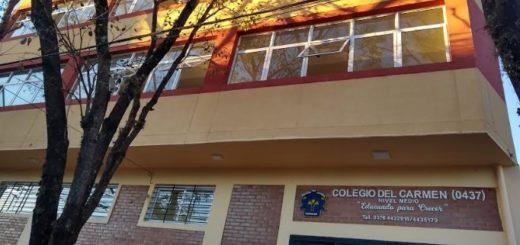 Coronavirus: el Colegio del Carmen de Posadas aplicará un descuento del 25% en la cuota del mes de abril