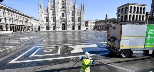 Coronavirus: Italia confirmó que la cifra de casos de infectados por covid-19 comenzó a descender