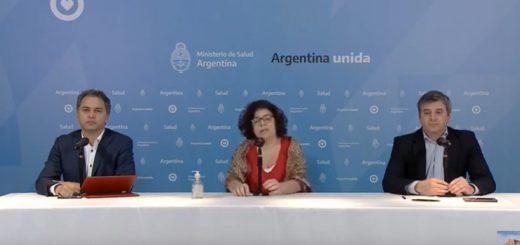 Coronavirus: Argentina continúa registrando 1353 casos confirmados y 42 muertos