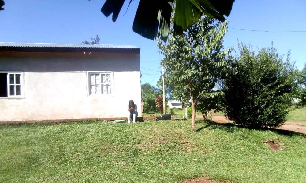 """Epifanio Chamorro, de Tekoa Arandú: """"Los líderes espirituales del Pueblo Mbya ya nos advertían que tiempos malos llegarían y el consejo fue que cuidemos de las semillas, del monte y el territorio"""""""