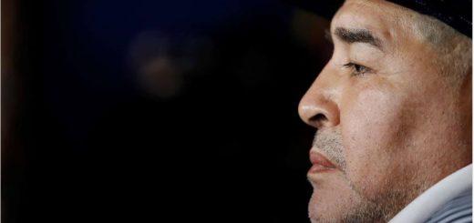 Maradona pidió crear un fondo para ayudar económicamente a jugadores y técnicos del ascenso ante la crisis por el coronavirus