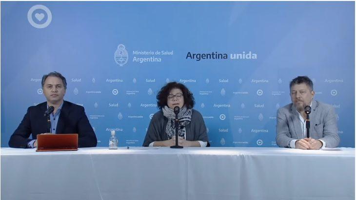 Coronavirus: Argentina con 44 fallecidos hasta este domingo y 280 personas dadas de alta