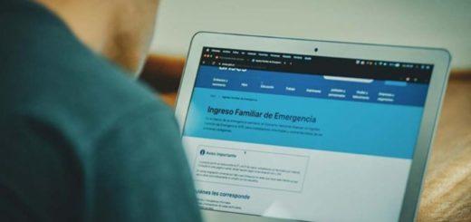 Desde este lunes los preinscriptos al Ingreso Familiar de Emergencia podrán consultar si fueron incluidos