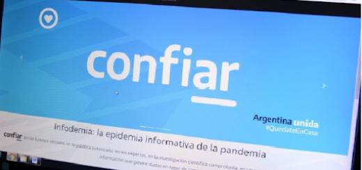 """El Gobierno nacional lanzó la plataforma """"Confiar"""" para combatir la infodemia"""