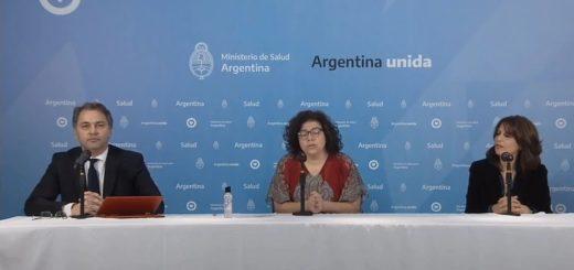 Coronavirus: informaron que el total de infectados en Argentina es de 1.554, de los cuales murieron 48