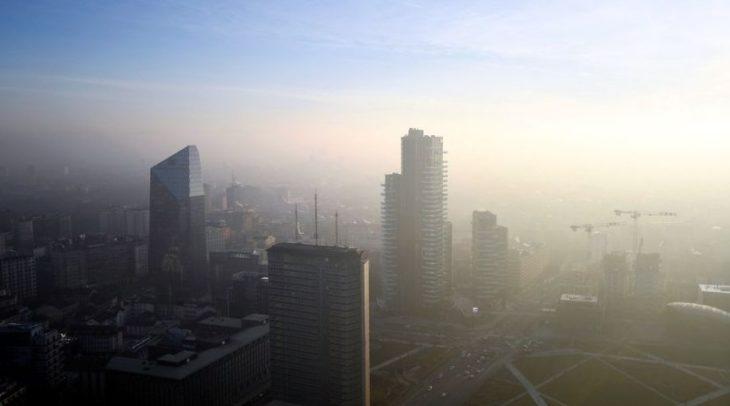 Récord de caída de emisiones de carbono por la pandemia
