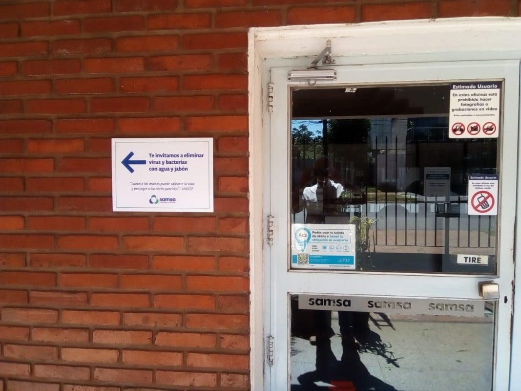 Samsa desarrolló un plan para prevención del coronavirus en la empresa
