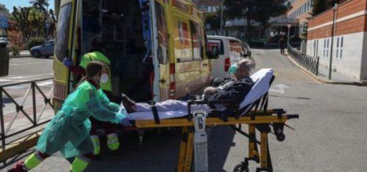 Coronavirus en España: volvió a subir la cifra diaria de muertes, reportó 743 en las últimas 24 horas