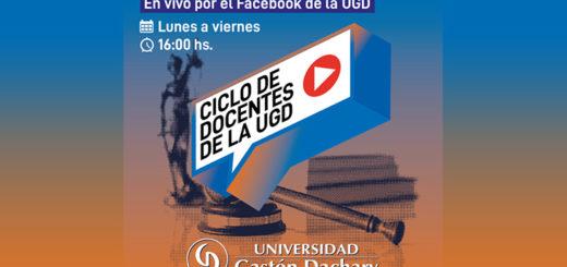 Ciclo de charlas online/en vivo
