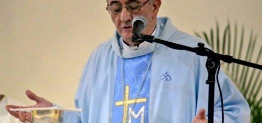 """Obispo Juan Martínez: """"Esperemos que afloren los mejores sentimientos de misericordia y solidaridad, sobre todo en estas Pascuas"""""""