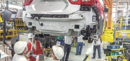 General Motors puso su fábrica de Santa Fe a disposición para reparar respiradores