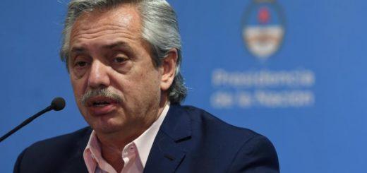 """Coronavirus: Alberto Fernández dijo que la cuarentena """"no se va a flexibilizar"""""""
