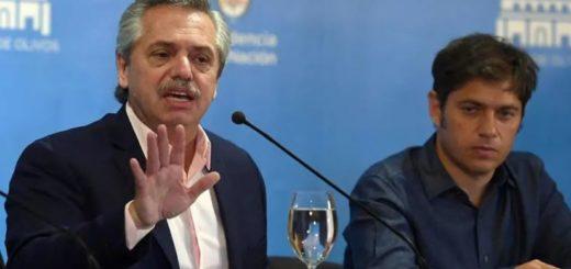 """Coronavirus: Alberto Fernández ratificó que """"el lunes va a seguir la cuarentena"""""""