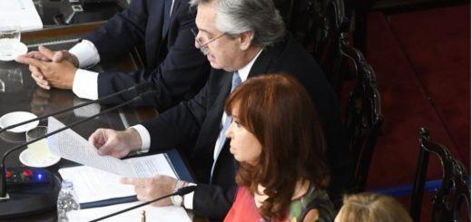 Coronavirus: Cristina Fernández se reunió con el presidente en Olivos para hablar sobre la pandemia