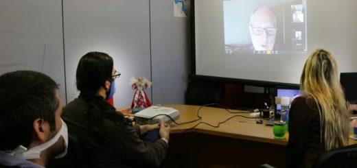 Coronavirus: Posadas participó de una videoconferencia con autoridades sanitarias de Nación