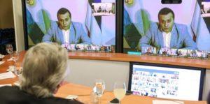 Coronavirus: Herrera Ahuad confirmó apoyo unánime de los gobernadores para extender la cuarentena y la transferencia de fondos nacionales ante la caída de la coparticipación