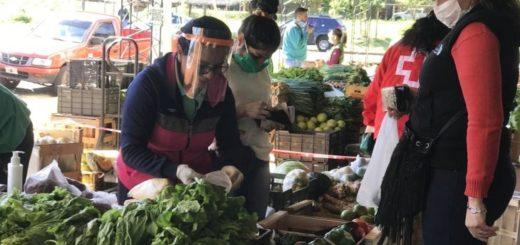 Intenso movimiento en las Ferias Francas: choclo, harina de maíz y carnes de cerdo, los productos más solicitados
