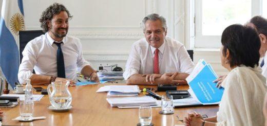 Coronavirus: el Presidente Alberto Fernández analiza en Olivos junto al Jefe de Gabinete la extensión de la cuarentena