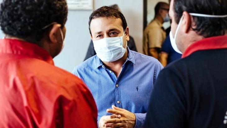 Coronavirus: Oscar Herrera Ahuad destacó que Misiones fue la primera provincia en actuar a tiempo para frenar el avance de la pandemia