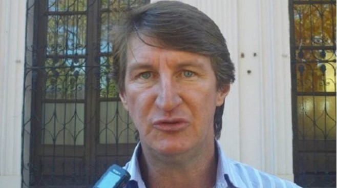 """Iniciaron una causa judicial al ex intendente de El Soberbio, Elio """"Coleco"""" Krivszuk,  por difundir audios de WhatsApp afirmando que un vecino de esa localidad había fallecido por coronavirus"""