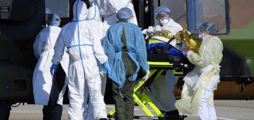 Coronavirus: con 917 nuevos fallecidos, Gran Bretaña se acerca a las 10.000 víctimas