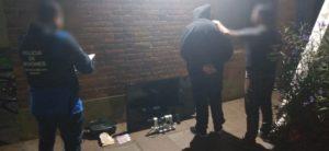 La Policía frustró el robo a una óptica en Posadas y recuperó los objetos sustraídos