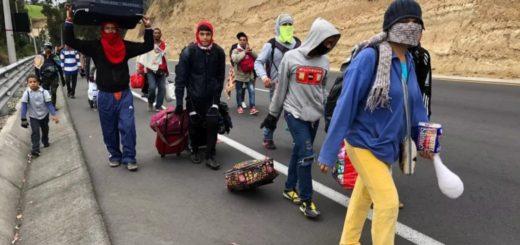 Coronavirus: en medio de la pandemia, venezolanos regresan a su país por falta de recursos