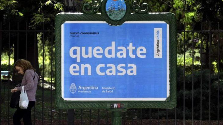 Coronavirus: se confirmaron 20 muertos y ascienden a 2.722las víctimas fatales en Argentina